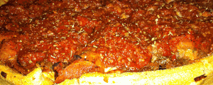 District of Pi Kirkwood Deep Dish Pizza