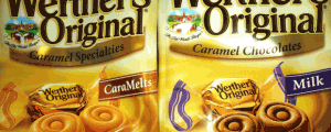 Werther's Originals Caramel Chocolates