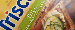 New! Nabisco Dill, Sea Salt, & Olive Oil Triscuits & Awkward Mondays: My (Former) Big Fat Neck