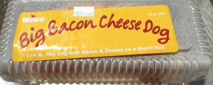 Guest Blog Post: The Wawa Big Bacon Cheese Dog & Heat vs. Thunder: The Matchup of the Non-Plurals