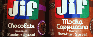 New Jif Chocolate Flavored Hazelnut Spread and Mocha Cappuccino Flavored Hazelnut Spread & Olympic Terrordrome...I mean, Velodrome
