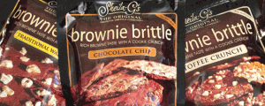 CONTEST MONDAY!  Win $50 of Sheila G's Original Brownie Brittle & My Review of Sheila G's Chocolate Chip, Traditional Walnut, & Toffee Crunch Brownie Brittle