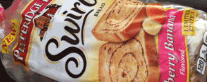 Review: New Limited Edition Pepperidge Farm Strawberry Banana Swirl Bread & The NFL Refs Are Back!....Now What??