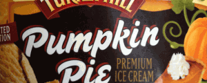 Review: Limited Edition Turkey Hill Pumpkin Pie Ice Cream & Awkward Armrest Maneuvers, Continued