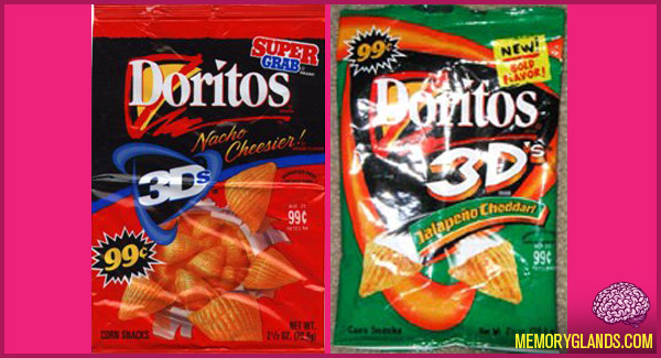 Review: Doritos 3-Ds Queso (A So Good Exclusive!) | Junk ... 3d Doritos