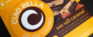 Review: Ciao Bella Sea Salt Caramel Gelato Squares (A So Good Exclusive!)