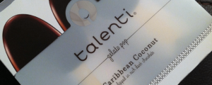 Review: Talenti Caribbean Coconut Gelato Pops & The Winner of a Case of Cabo Chips Is...