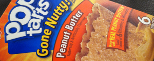 Review: New Gone Nutty! Peanut Butter Pop-Tarts & NBA Draft Debacle This Evening!
