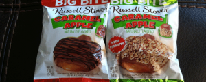 Review: Russell Stover Caramel Apple Big Bites & I FINALLY WON MY HIGH SCHOOL FANTASY BASEBALL LEAGUE