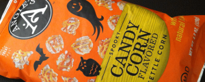 Review: Angie's Spooky Candy Corn Kettle Corn & My 2013-2014 NBA Predictions