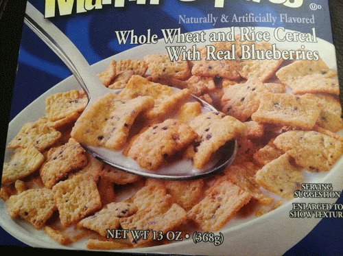 Review Wegmans Blueberry Muffin Squares Cereal Amp Holy