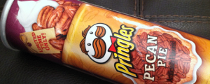 Review: PECAN PIE PRINGLES! (Limited Time Only) & The Nosh Show, Episode 15 & Let Me Show You Around...