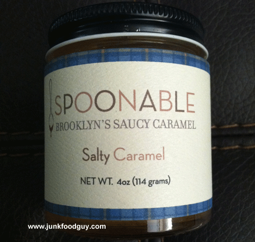 Spoonable Salty Caramel