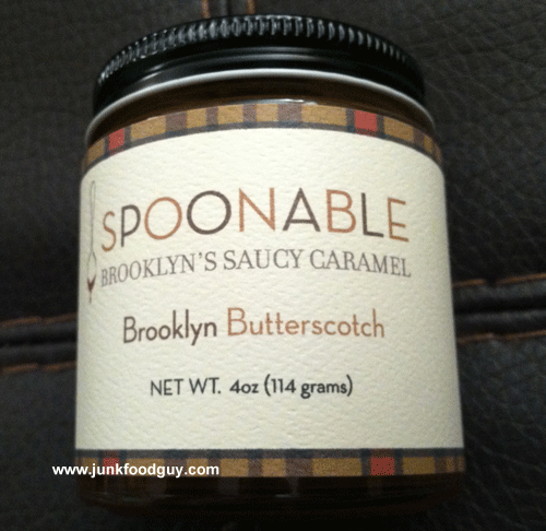 Spoonable Brooklyn Butterscotch