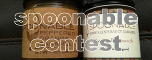 Review: Spoonable Brooklyn Butterscotch, Peppered Orange Caramel & SPOONABLE TWITTER CONTEST & I Love You, Wordpress 3.7.1