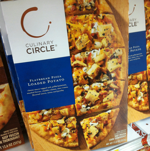 Culinary Circle Pizza