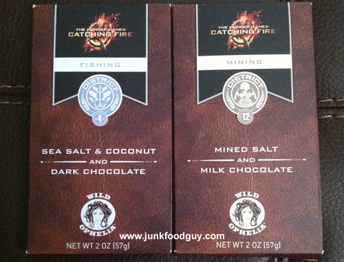 Hunger Games Chocolate