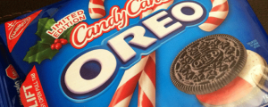 Review: Limited Edition Candy Cane Oreos, Striving for Excellence, and WriteGirl!