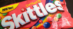 Review: Skittles Desserts & Zimmerman vs. Ford