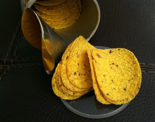 New Pringles Tortillas