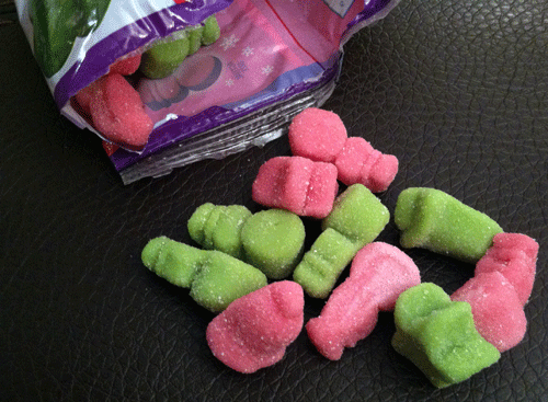 SweeTarts Holiday Gummies
