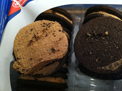 Limited Edition Cookie Dough Oreo