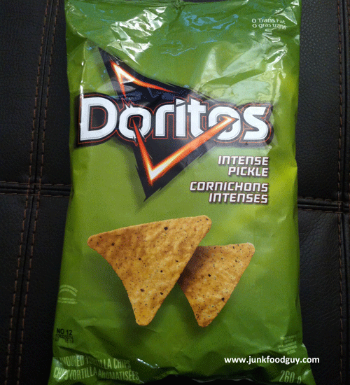 Bugles.  Just Bugles. Doritopickle-01