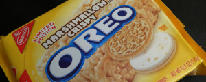 Review: Limited Edition Marshmallow Crispy Oreo & The Nosh Show, Sochi Toilets, Google Glass Sex