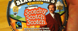 Review: Limited Batch Ben & Jerry's Scotchy Scotch Scotch Ice Cream, The Nosh Show Ep. 22, PB & Co. Contest Winner, & Yesterday Was Awful!