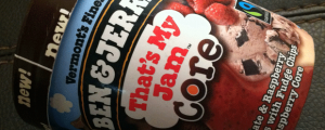 Review: New Ben & Jerry's That's My Jam Core Ice Cream & ZYRTEC-D, IOC??? C'mon now... (Other News)