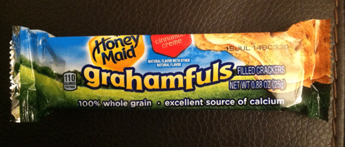 New Honey Maid Cinnamon Creme Grahamfuls