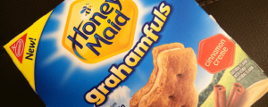 Review: New Honey Maid Cinnamon Creme Grahamfuls & Need Suggestions For What To Give Up For Lent