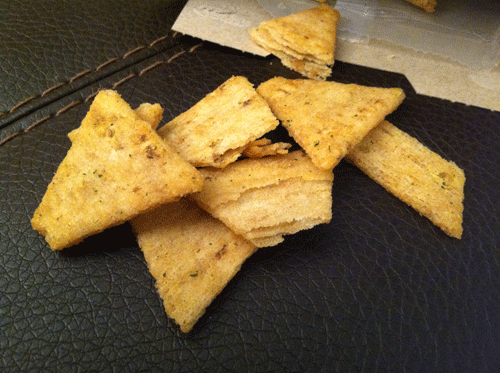 New Brown Rice Wasabi & Soy Sauce Triscuit Thin Crisps