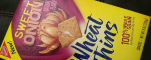 Review: New Sweet Onion Wheat Thins & Football Stories! (NO FUN LEAGUE & Halftime Showers)