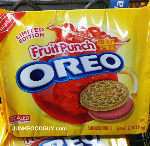 Fruit Punch Oreos