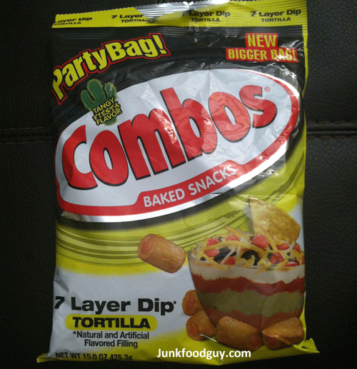 7 Layer Dip Tortilla Combos