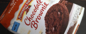 Review: Pepperidge Farm Limited Edition Dessert Shop Chocolate Brownies Cookies & Heading West; NFL Draft