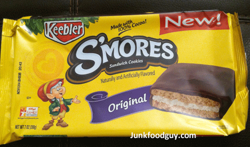 New Keebler S'mores