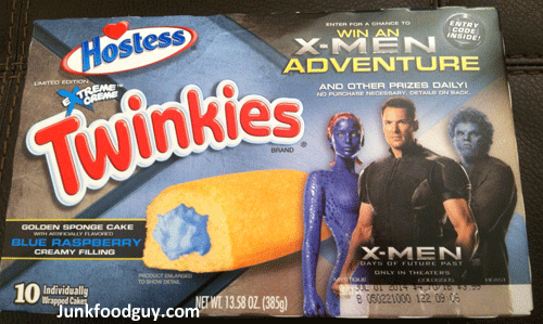 Limited Edition Extreme Creme Twinkies