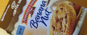 Review: New Pepperidge Farm Coffee Shop Banana Nut Cookies & Reax to the US-Ghana World Cup Game?