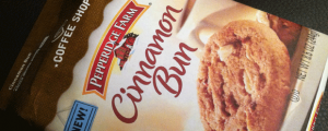 "Review: New Pepperidge Farm Coffee Shop Cinnamon Bun Cookies & What is Your ""Bad Experience"" Drink?"