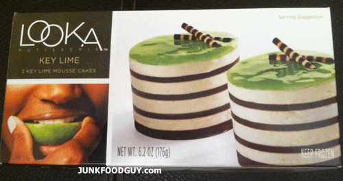 LOOKA Patisserie Key Lime Mousse