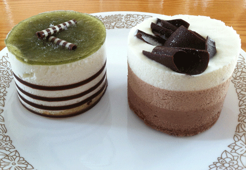LOOKA Patisserie Mousse Cakes