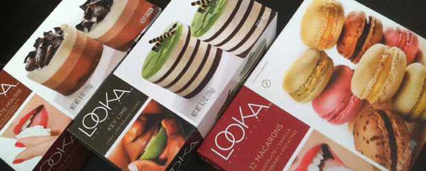 Review: LOOKA Patisserie Gourmet Frozen Desserts & Crowdsourcing Smoothie Combos