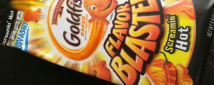 Review: Limited Edition Pepperidge Farm Screamin' Hot Goldfish & The Nosh Show Episode 33