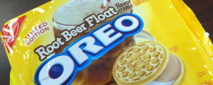 Review: Limited Edition Root Beer Float Oreos & Un-Blog-Worthy Foods / What Do YOU Want to See More Of?