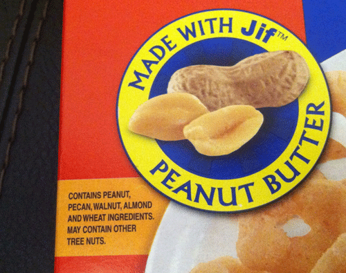 New JIF Cereal