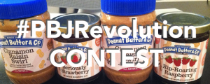 Review: Peanut Butter & Co. Rip-Roarin' Raspberry Preserves, Seriously Strawberry Jam, #PBJRevolution Contest, & I Used to Hate PB&J