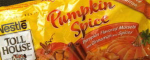 Review: Limited Edition Pumpkin Spice Nestle Tollhouse Morsels & Audience Participation: What New Fall TV Show Are You Going To Watch?