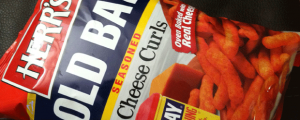 Review: Herr's Old Bay Cheese Curls & FUTURE NOW! Cheating at Math, Cookie Dunking, and HOVERBOARDS